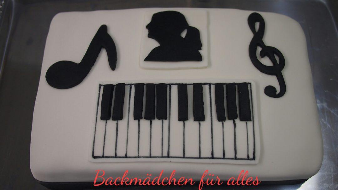 Klaviertorte Backmadchen Fur Alles