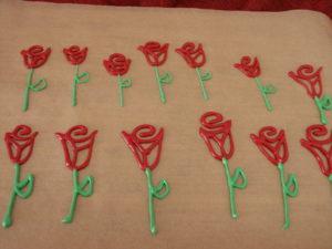 Tulpen-Cupcakes