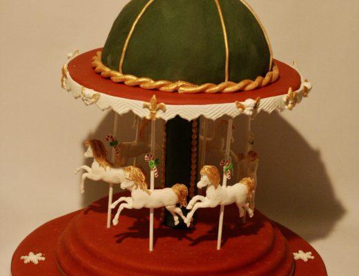 Karussell-Torte