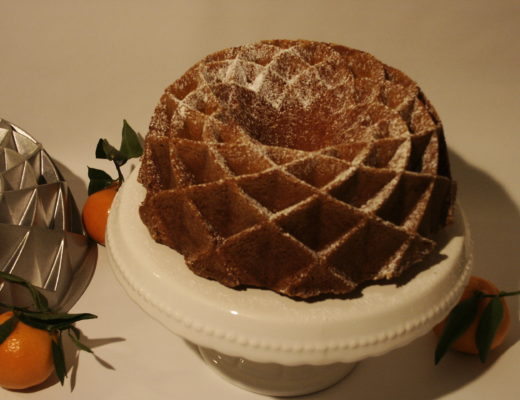 Orangen-Jubilee-Kuchen