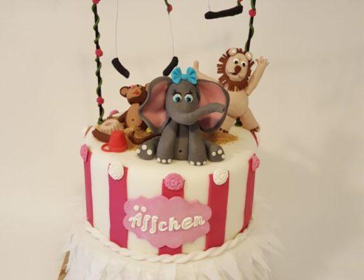 Äffchen-Torte
