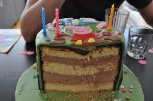 Peppa Wutz Torte