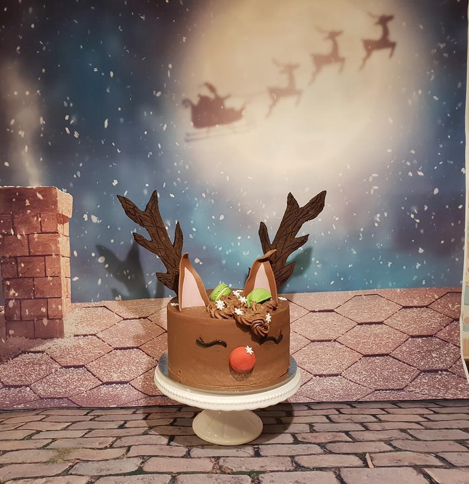 Rudolph-Torte