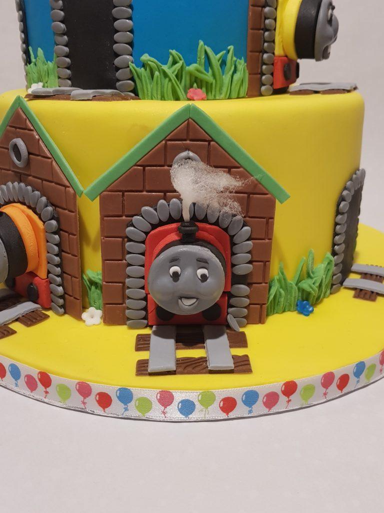 Thomas, die Lokomotive